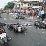 3 ngày nghỉ lễ, 58 người chết vì tai nạn giao thông