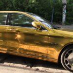 Ngắm xe siêu sang Mercedes mạ vàng và siêu mô tô của Phúc XO