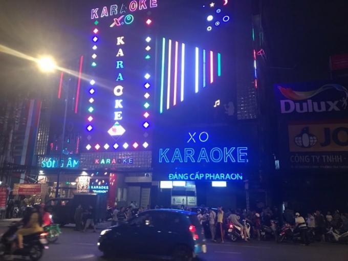 Quán Karaoke Phúc XO