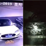 Tesla Model S giá 7 tỷ tự phát nổ tại Trung Quốc gây xôn xao