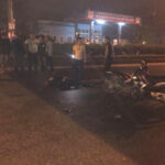 Đại úy cảnh sát cơ động tử vong khi xử lý vi phạm ở Hà Nội