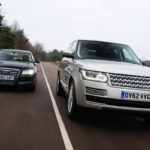 Nên chọn xe sang Audi A8L hay Range rover ?