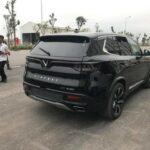 SUV hạng sang VinFast Lux V8 đã về Việt Nam