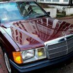 Từ vài trăm triệu sau 30 năm dùng Mercedes 190E bán giá 1,3 tỷ đồng