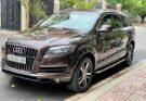 Đánh giá xe sang Audi Q7 2010