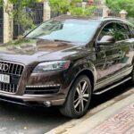 Audi Q7 2010 dùng 9 năm vẫn đẳng cấp, hiện đại hơn nhiều SUV đời mới 2019