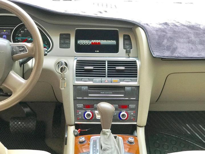 Xe sang Audi Q7 2010 an toàn