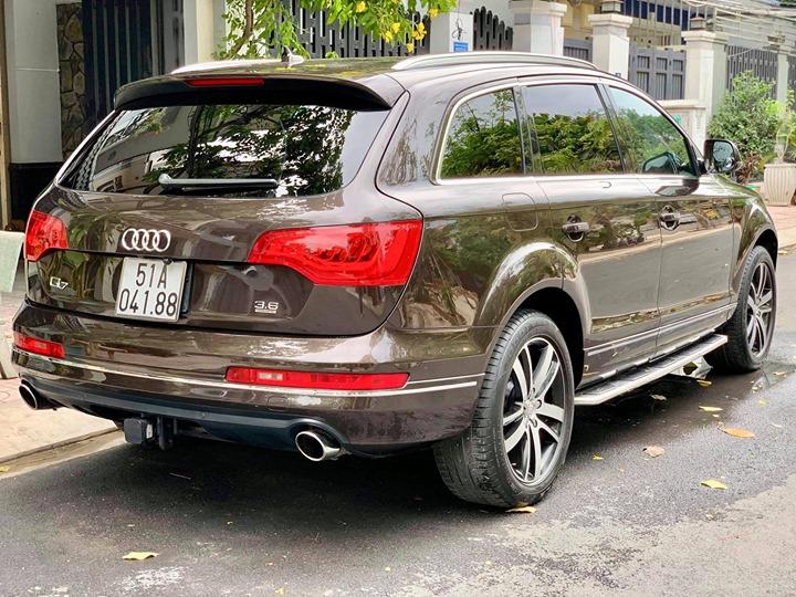 Audi Q7 sang trọng và đẳng cấp