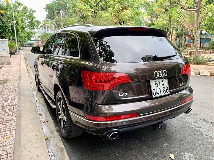 Xe sang Audi Q7 2010 đẹp
