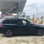 Xe sang lớn BMW X7 giá 7 tỷ về Việt Nam