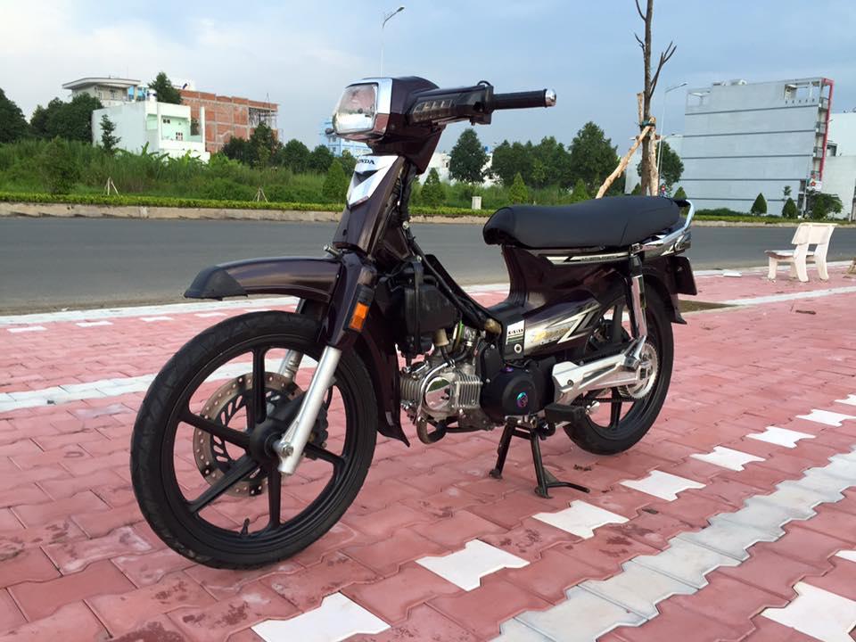 Độ Honda Dream đẹp