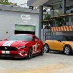Hàng khủng Ford Mustang giá 7 tỷ công suất 808 mã lực về Việt Nam