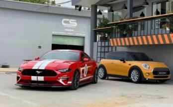 Hàng khủng Ford Mustang giá 7 tỷ