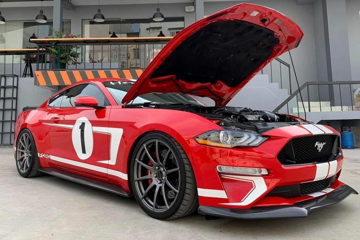Hàng khủng Mustang đẹp