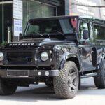 Land Rover Defender giá 5 tỷ đồng cực đẳng cấp về Việt Nam