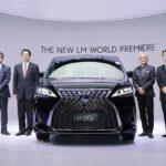 Lexus LM 2019 xe gia đình minivan hạng siêu sang