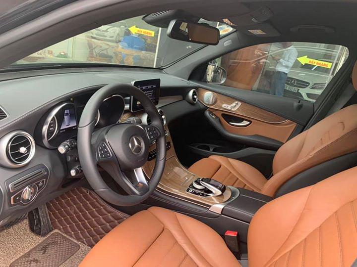 Nội thất Mercedes GLC250