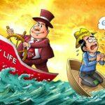 5 khác biệt suy nghĩ người giàu, người nghèo về xe hơi