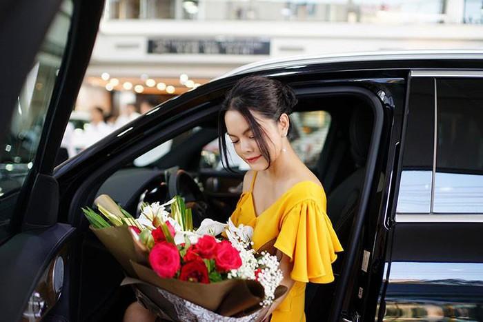 Xe của Phạm Quỳnh Anh