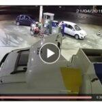 Người đàn ông bị ô tô đâm chết ở cây xăng do bị trả thù ?