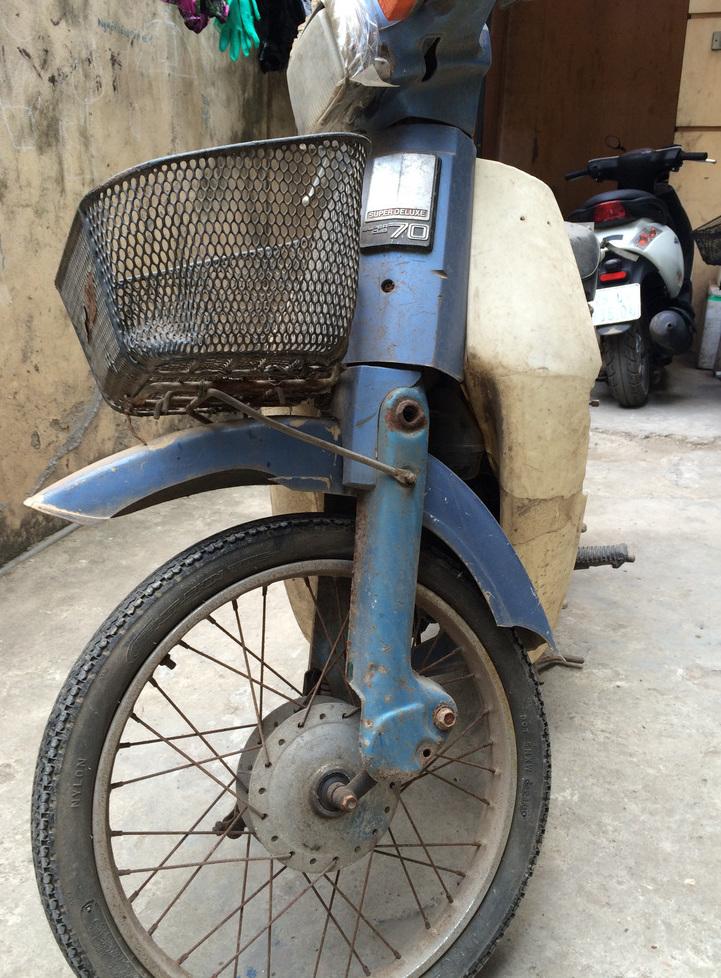 Xe Honda Cub cũ rẻ tiền