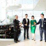 Mua xe sang Jaguar F Pace giá 4 tỷ đồng, Quang Dũng cực giàu