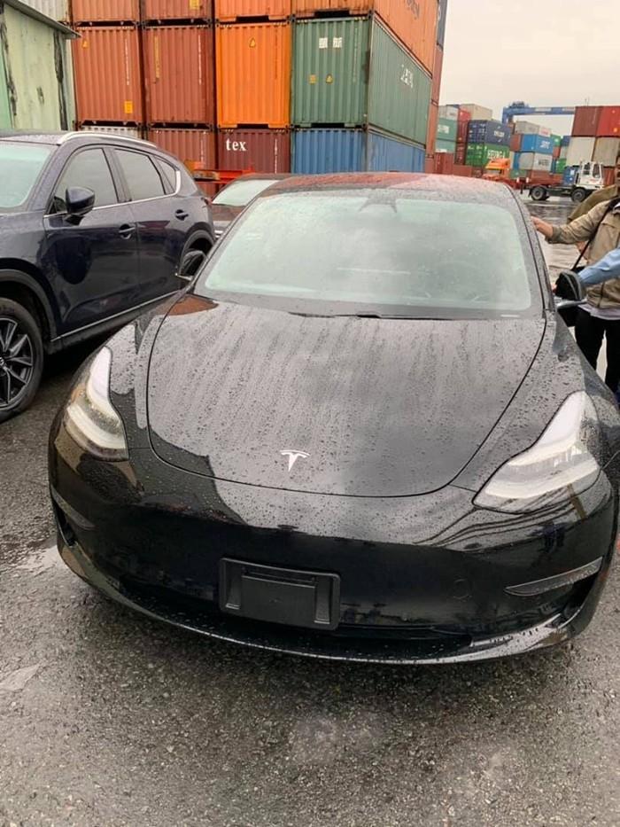 Xe Tesla model 3 đẳng cấp