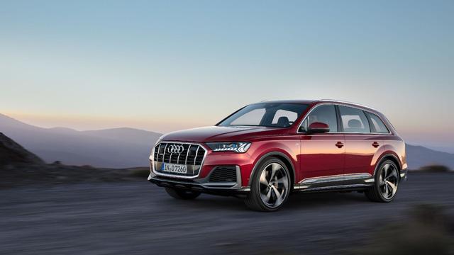 Audi Q7 mới 2020
