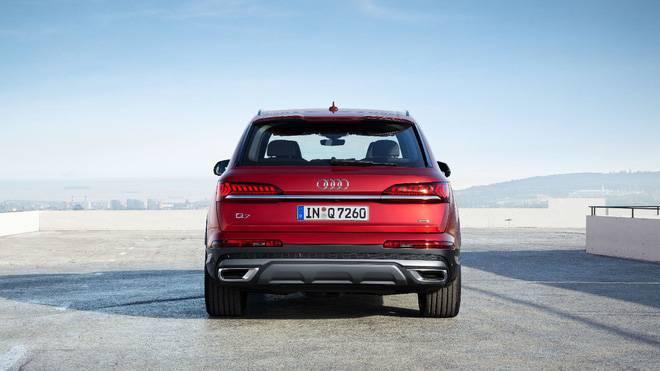 Audi Q7 của đại gia Việt