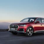 Xe sang Audi Q7 mới 2020 cực ấn tượng
