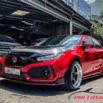 Honda Civic độ Type R độc đáo của dân chơi Việt