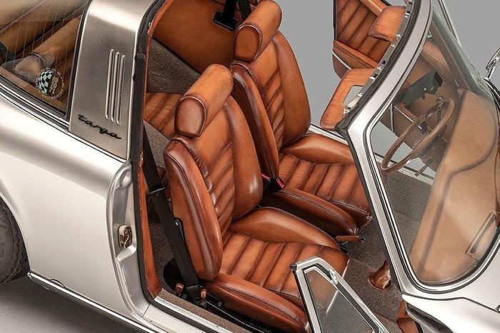 Nội thất siêu xe của Porsche