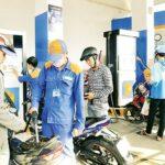 Tổng kiểm tra các cửa hàng xăng dầu trên toàn quốc
