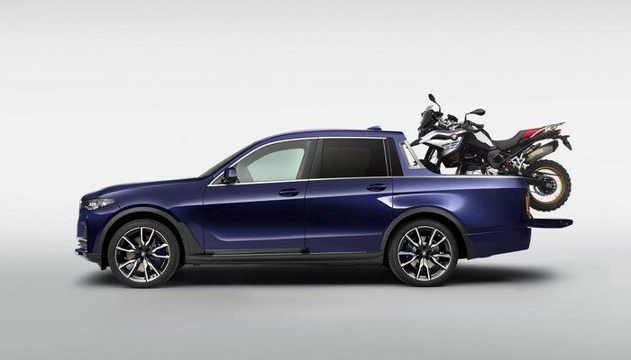 Bán tải BMW X7
