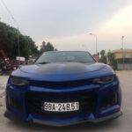 Chevrolet Camaro tiền tỷ bị vặt gương ở Bắc Giang