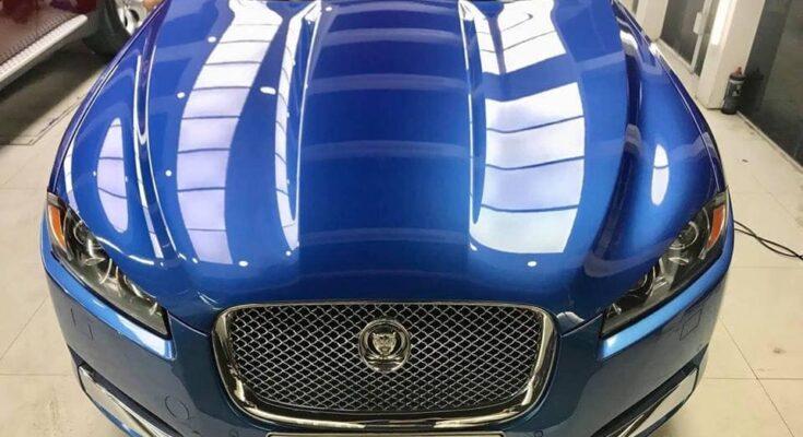 Xe sang Jaguar đẹp