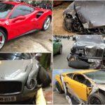 Range rover, Bentley, Hummer… cũng bị vứt bỏ giữa đường ở VN