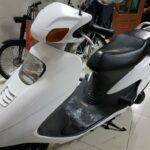 Xe Honda Spacy Nhật cũ 2007 dùng 12 năm bán 143 triệu đồng