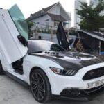 Ford Mustang Ecoboost mui trần độ độc của dân chơi Việt Nam