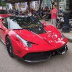 Siêu xe Ferrari 458 italia độ Misha Designs về Hải Phòng
