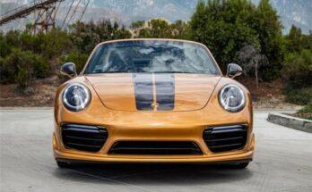 Hàng khủng Porsche đẹp