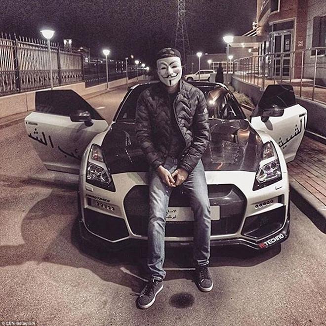 Siêu xe hội con nhà giàu
