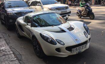 Siêu xe hiếm Lotus đẹp