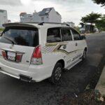 Toyota Innova 2008 đẹp long lanh bán giá 245 triệu đồng