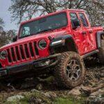 Xe bán tải đậm chất Mỹ Jeep Gladiator 2020