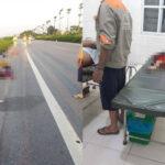 Đi xe máy tự gây tai nạn khiến vợ và 2 con tử vong
