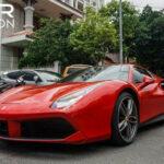 Cường đôla chi thêm 15 tỷ mua Ferrari 488 mui trần