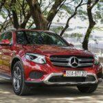 Đánh giá chi tiết Mercedes GLC200 tại Việt Nam