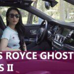 Video đánh giá chi tiết Rolls royce Ghost Series II giá từ 30 tỷ ở Việt Nam