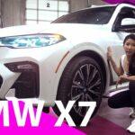 Video đánh giá chi tiết xe sang khủng BMW X7 2020